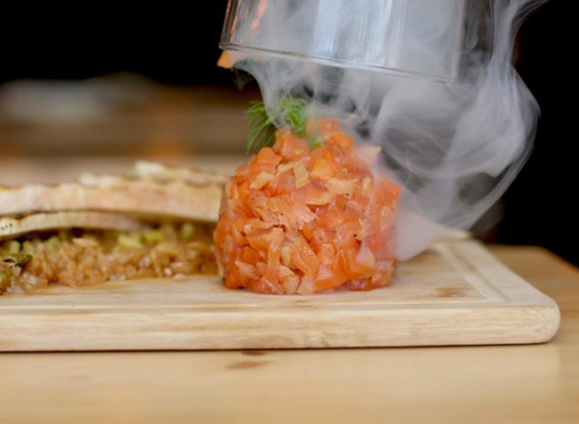 Molecular Kitchen - Cooking Course - Es Taller de Ca'n Pintxo @ Es Taller de Ca'n Pintxo